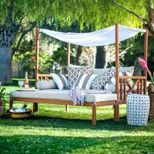 Providence Outdoor Daybed by Inspirations Excellent Patio Chair Cushions To Match Your Images