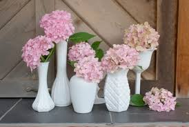 Milk Vases For Centerpieces by Wedding Decor Milk Glass Details