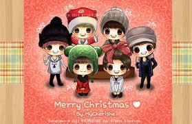 merry christmas everyone by mycherishe on deviantart