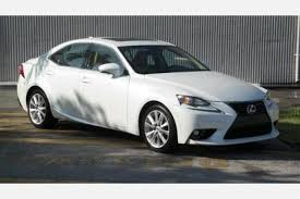 lexus miami used cars used lexus is 250 for sale in miami fl edmunds