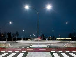 Light And Day Energy Saving Led Lighting Backfires As Difference Between Night