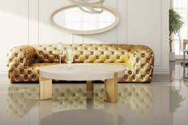 tufted living room furniture md karen tufted sofa swarovski crystal buttons contemporary