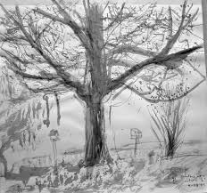 how to draw beautiful drawing most beautiful drawing in the world how to draw a tree