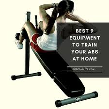 Bench Gym Equipment Top 10 Abs Machines And Equipment To Work Out Your Core At Home