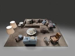 Living Room Furniture Long Island by Long Island Sofa Composition Margaret Armchair Flexform