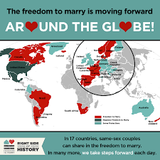 Marriage Equality Map World by Do You Really Think Any Person Would Choose This Lifestyle It