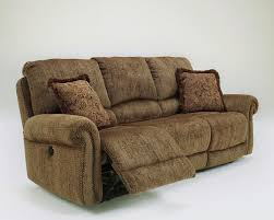 Best Reclining Sofa Brands Best Reclining Sofa For The Money Linden Chenille Reclining Sofa