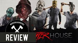 slaughterhouse 2017 horror movie review youtube