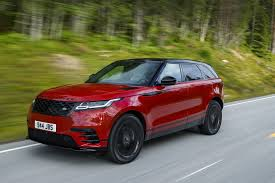 suv range rover the red suv you want range rover velar r dynamic hse black pack