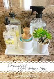 best 25 kitchen sink organization ideas on pinterest kitchen