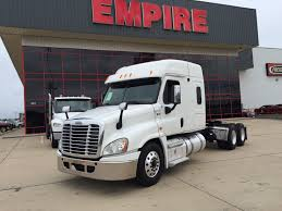 used volvo semi used semi trucks for sale freightliner western star empire