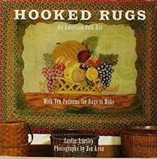 hooked rugs davies tennant 9780806913384