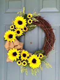 summer wreath make summer wreath how to make a summer wreath for front door