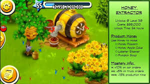 Coffee Kiosk Hay Day guide to the honey extractor in hay day