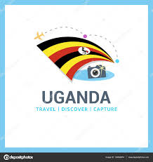 Images Of Uganda Flag Uganda National Flag Logo U2014 Stock Vector Ibrandify 134506874
