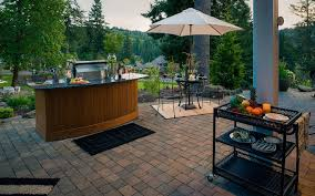 modern outdoor kitchens outdoor kitchens paradise restored landscaping