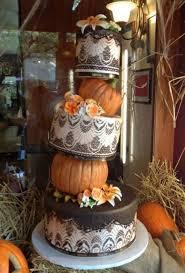 wedding ideas for fall 22 pumpkin wedding cake ideas for fall weddingomania weddbook