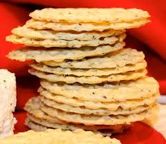 savory pecorino u0026 pepper mini pizzelle snackers kitchen encounters