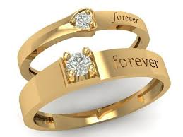 couple rings gold images Micron gold couple rings gwu00006011 jpg