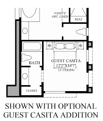 100 casita plans willow home plan by bentsen palm by