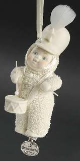 department 56 twelve days of snowbabies at replacements ltd