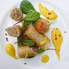 cooking cuisine maison croustillant au confit de canard maison menubistronomique