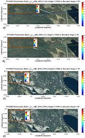 remote sensing free full text first polarimetric gnss r