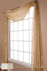 Curtain Draping Ideas Remarkable Sheer Curtain Swags 74 With Additional Home Decorating
