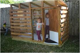 backyards fascinating backyard clubhouse ideas outdoor playhouse