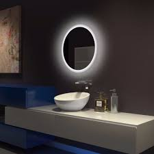 backlit bathroom vanity mirror backlit led bathroom mirror springfield missouri illuminated