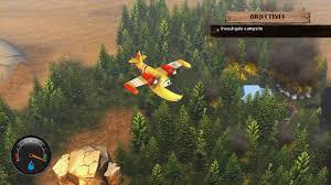 disney planes fire u0026 rescue screenshots boxart nintendo