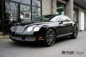 bentley continental rims bentley continental gt with 22in savini bm13 wheels exclusively