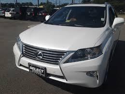 used lexus virginia 2015 lexus rx 350 awd city virginia select automotive va