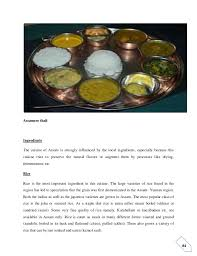 h e cuisine report on indian cuisines