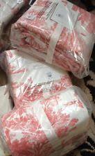 Pottery Barn Toile Bedding Pottery Barn Matine Toile King Duvet U0026 2 Shams Desert Rose Coral