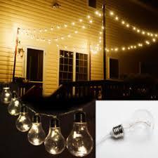 vintage light bulb strands battery powered vintage edison bulb string lights garden outdoor