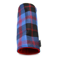 scottish tartan golf headcovers u0026 accessories seamus golf
