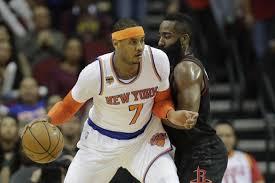Carmelo Anthony Bench Press Carmelo Anthony Trade Rumors Knicks Rockets Talks Involved Ryan