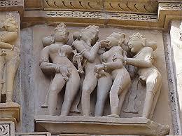 chambre d hote erotique dé d une scène érotique sur le temple de kandaryia mahadeva