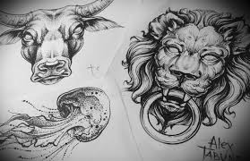 amazing tattoo design idea sketches pictures to pin on pinterest