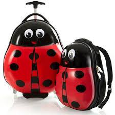 25 kids luggage ideas kit car