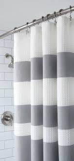 Two Sided Shower Curtain Rod Hookless Shower Curtain And Liner Curtain Panels Curtain Lengths