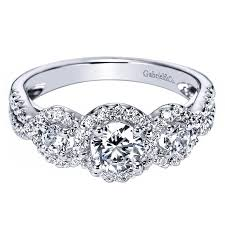 gabriel and co engagement rings gabriel co engagement rings at j douglas jewelers j douglas
