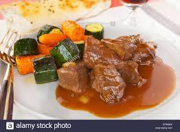 cuisine flamande of belgian cuisine carbonade de boeuf a la flamande is