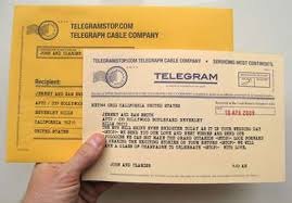 how do you send a telegram vintage mailouts telegram stop lets you send messages the