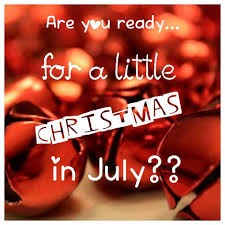 head over to my facebook page to join christmas in july lots of