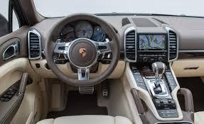 porsche suv diesel interior topcar porsche cayenne cayenne interior porsche