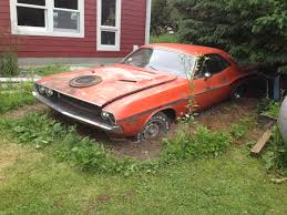 Dodge Challenger 1970 - 1970 dodge challenger r t yard find mopar blog