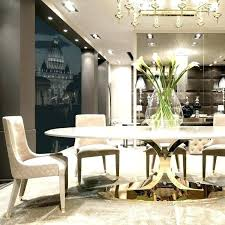 Luxury Dining Table And Chairs Gold Dining Room Table Internationalfranchise Info