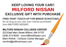 lexus of concord general manager body shop milford nissan